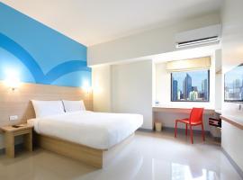 Hop Inn Hotel Tomas Morato Quezon City, hotel near Cubao, Manila