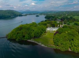 Storrs Hall Hotel, hotel in Bowness-on-Windermere