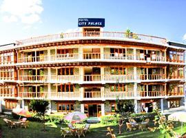Hotel City Palace, hotel in Leh