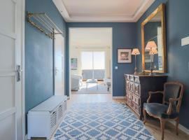 Incroyable appartement rénové, plage, près du centre, accessible hotel in Cannes