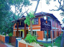 Dahlia Beach Resort, hotel in Varkala