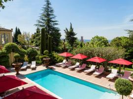Villa Gallici Hôtel & Spa, hotel near Sciences Po Aix University, Aix-en-Provence