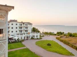 Hotel Bernstein, hotel with pools in Ostseebad Sellin