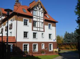 Apartamenty Żeglarskie Vęgoria, apartment in Węgorzewo