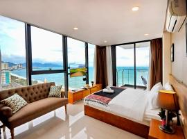 Holi Beach Hotel & Apartments, hotel in Nha Trang
