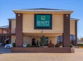 Quality Inn & Suites Owasso US-169, hotel near Tulsa International Airport - TUL, Owasso