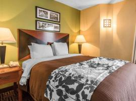 Sleep Inn Oklahoma City, hotel near Will Rogers World Airport - OKC, Oklahoma City