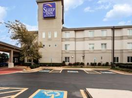 Sleep Inn & Suites Edmond near University, hotel in Edmond