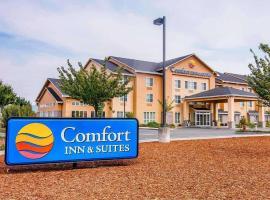 Comfort Inn & Suites Creswell, hôtel à Creswell