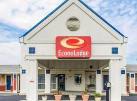 Econo Lodge Mechanicsburg, hotel in Mechanicsburg