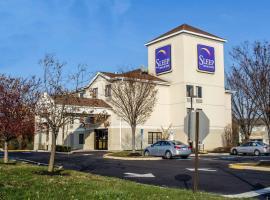 Sleep Inn & Suites Bensalem, hotel in Bensalem