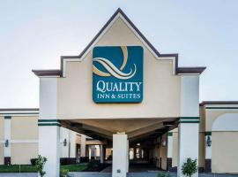 Quality Inn & Suites Conference Center Across from Casino, hotel in Erie