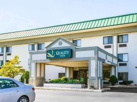 Quality Inn Harrisburg - Hershey Area, hôtel à Harrisburg