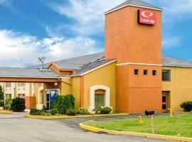 Econo Lodge Harrisburg/Hershey, hôtel à Harrisburg