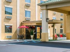 Comfort Inn & Suites Wilkes Barre - Arena, hotel in Wilkes-Barre