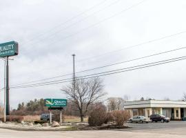 Quality Inn & Suites Fairview, hotel near Presque Isle State Park, Fairview