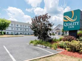 Quality Inn Near University Park, pet-friendly hotel in State College