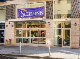 Sleep Inn Center City, hotel en Filadelfia