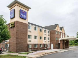 Sleep Inn & Suites Pittsburgh, hotel near Pittsburgh International Airport - PIT, Imperial