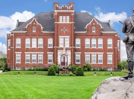 Federal Pointe Inn, Ascend Hotel Collection – hotel w mieście Gettysburg