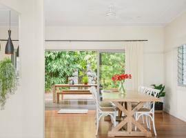 A PERFECT STAY - The White Rabbit, vacation home in Byron Bay