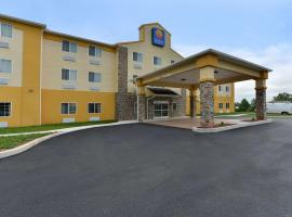 Comfort Inn and Suites Manheim, hotel near Hershey Park, Manheim