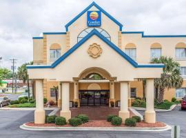 Comfort Inn & Suites Ft.Jackson Maingate, hotel in Columbia