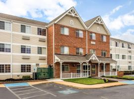 MainStay Suites Greenville Airport, hotel near Greenville-Spartanburg International Airport - GSP,
