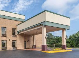 Quality Inn, hotel near Greenville-Spartanburg International Airport - GSP, Greer