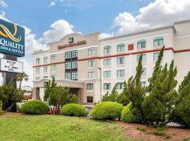 Quality Inn & Suites North Myrtle Beach, hotel a Myrtle Beach