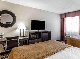 Quality Inn & Suites Columbia, hotel in Columbia