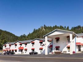 Rodeway Inn Near Mt. Rushmore Memorial, hotel near Mount Rushmore, Keystone