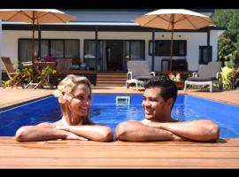 Abera's Aitutaki Villas, vacation rental in Arutanga