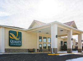 Quality Inn & Suites Rapid City, hotel in Rapid City