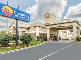 Comfort Inn & Suites Greenwood near University, hotel in Greenwood