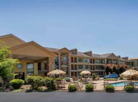 Quality Inn & Suites Sevierville - Pigeon Forge, hotel in Sevierville