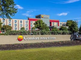 Comfort Inn & Suites Knoxville West, hotel in Knoxville