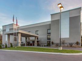 Quality Suites Nashville Airport, hotel near Bridgestone Arena, Nashville