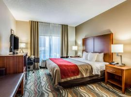 Comfort Inn & Suites Lookout Mountain, motel in Chattanooga