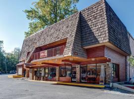 Quality Inn Creekside - Downtown Gatlinburg, hotel in Gatlinburg