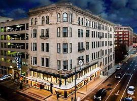 Hotel Napoleon, Ascend Hotel Collection, place to stay in Memphis