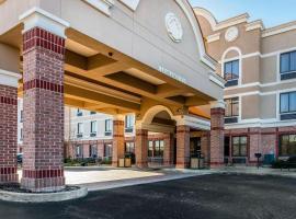 Comfort Inn & Suites Airport-American Way Memphis, hotel near Memphis International Airport - MEM, Memphis