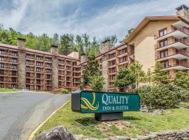 Quality Inn & Suites Gatlinburg, motel in Gatlinburg