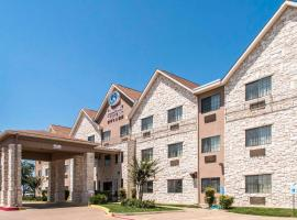 Comfort Suites Round Rock - Austin North I-35, hotel in Round Rock