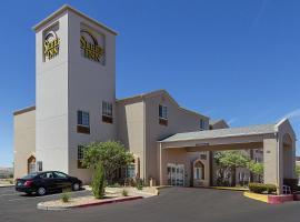 Sleep Inn University, hotel in El Paso