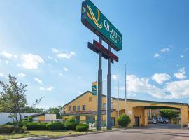 Quality Inn East Amarillo, motel in Amarillo