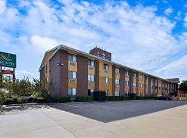 Quality Inn DFW Airport North, hotel near Dallas-Fort Worth International Airport - DFW,