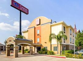 Comfort Suites At Plaza Mall, hotel in McAllen