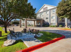 Comfort Suites Lewisville, hotel in Lewisville