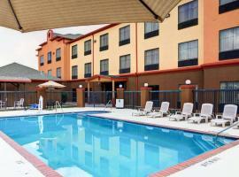 Springwood Suites Houston IAH - Beltway 8, hotel near George Bush Intercontinental Airport - IAH,